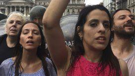Mayra Mendoza y Victoria Donda