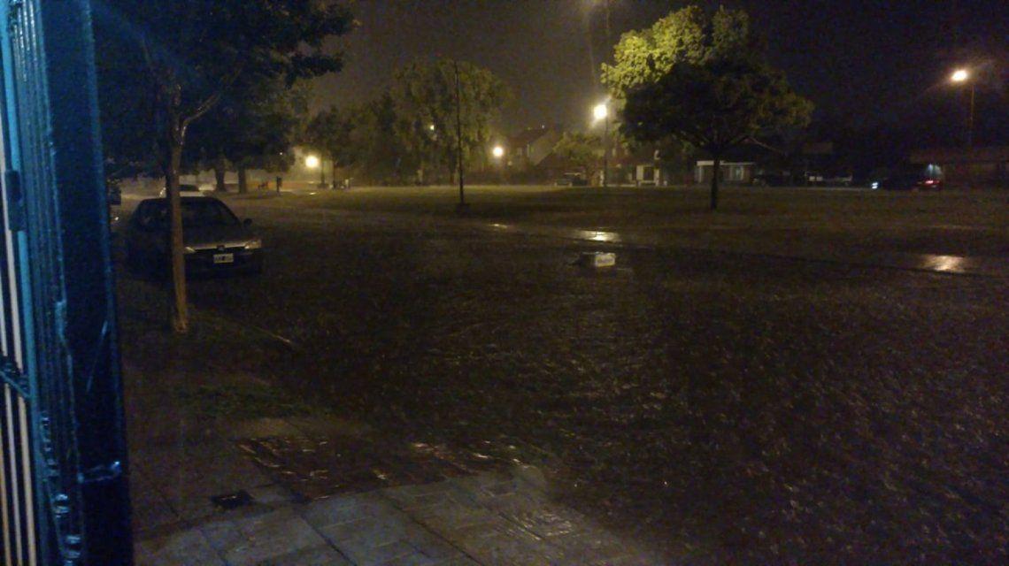 Temporal trágico en Luján: dos muertos y varios heridos