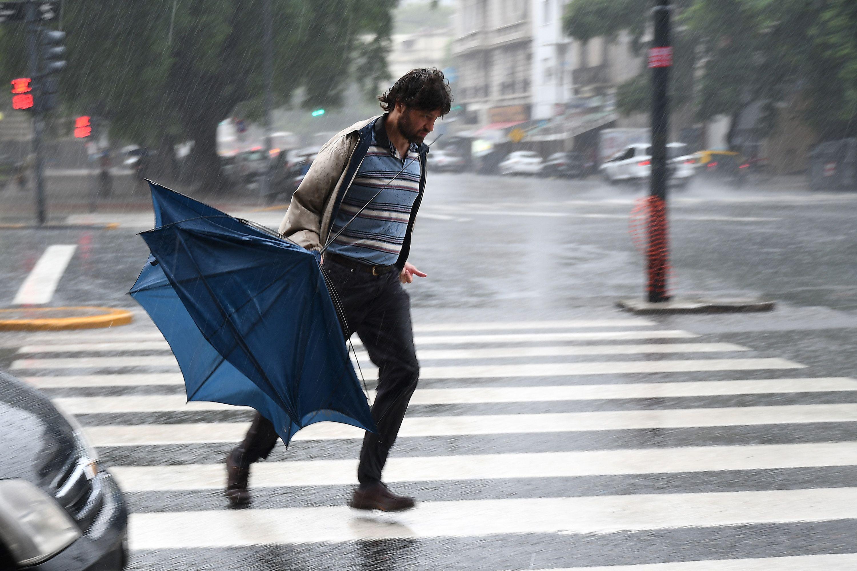 Tras el temporal, sigue el alerta meteorológica por vientos intensos con ráfagas