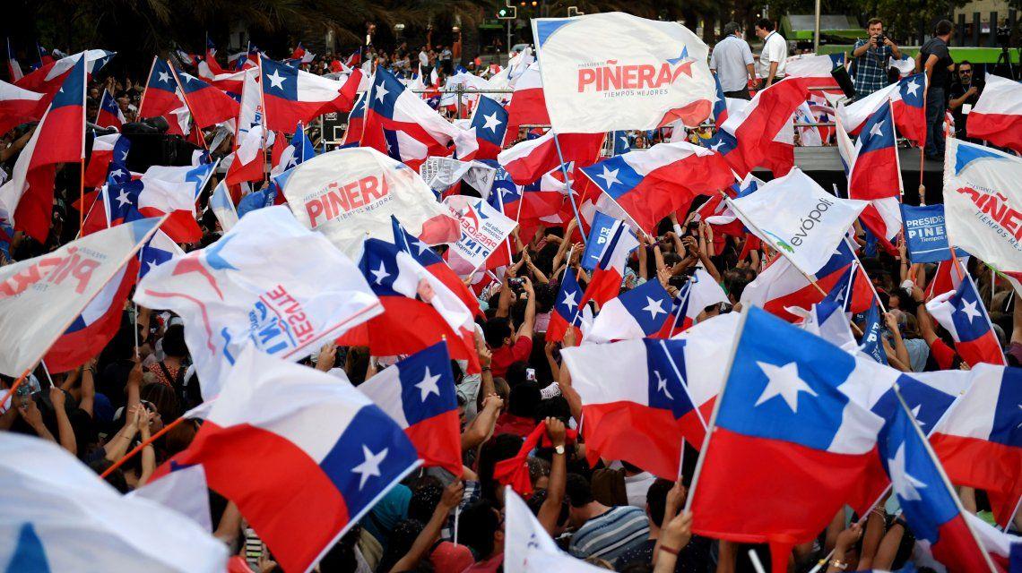 Vuelve la derecha a Chile: Sebastián Piñera ganó el balotaje y fue electo presidente