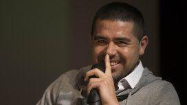 Riquelme deslizó la posibilidad de postularse para presidente de Boca