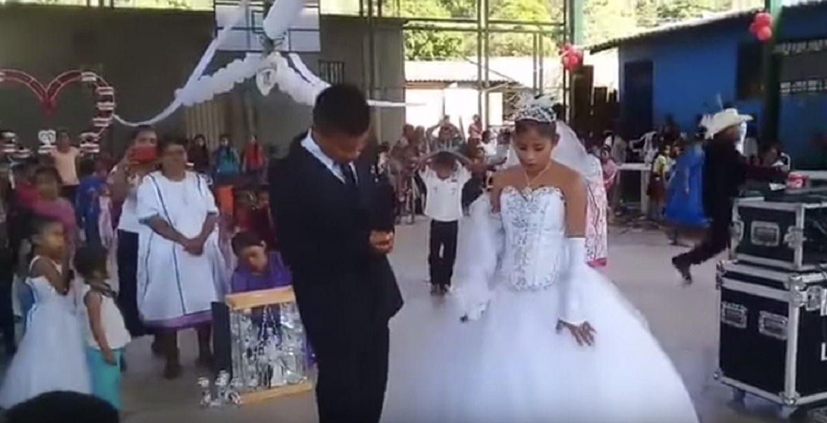 La boda más triste del mundo