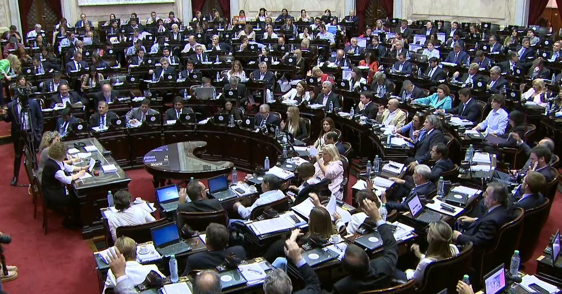 El Gobierno logró el quórum para tratar la polémica reforma jubilatoria
