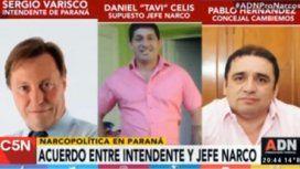 VIDEO: Denuncian el vínculo entre un intendente del PRO y un narco