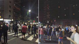 VIDEO: Cacerolazos espontáneos en distintos puntos de la Ciudad y el Gran Buenos Aires