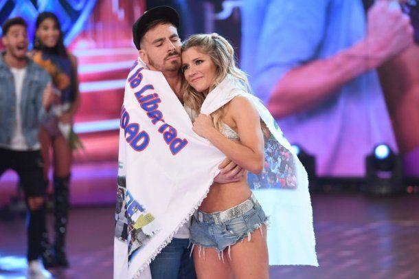 Fede Bal y Laurita Fernández quedaron como subcampeones<br>