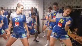 VIDEO: El baile hot de las jugadoras suecas de handball que es furor en la web