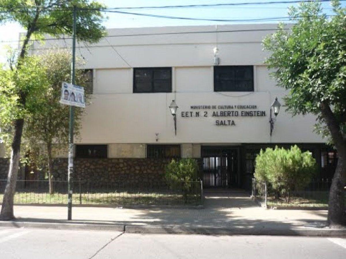 La docente trabajaba en la escuela Técnica Alberto Einstein de Salta
