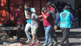 Liberaron a los 70 detenidos por los incidentes en la zona del Congreso