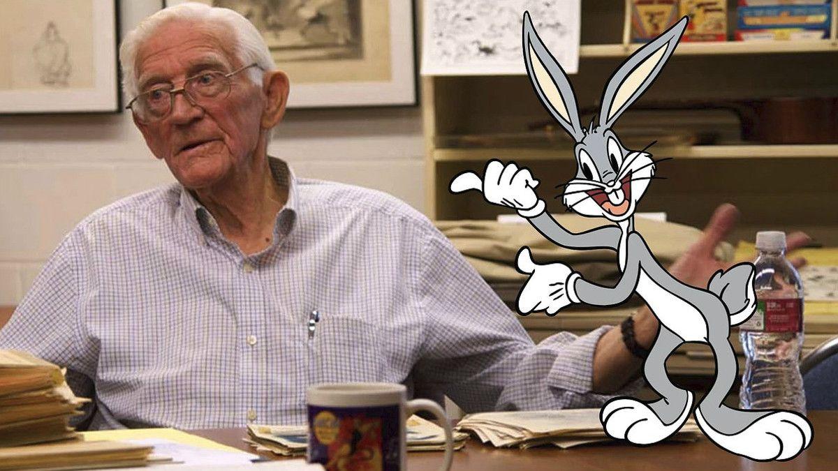 Murió Robert Bob Givens, uno de los creadores de Bugs Bunny