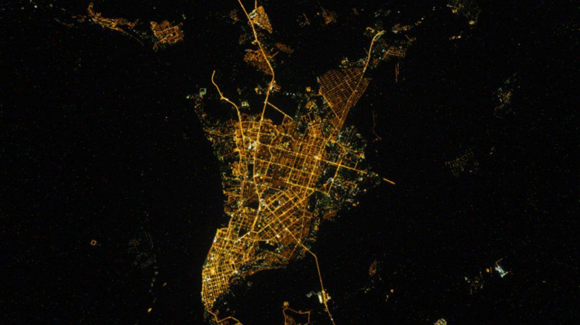 La ciudad rusa de Samara