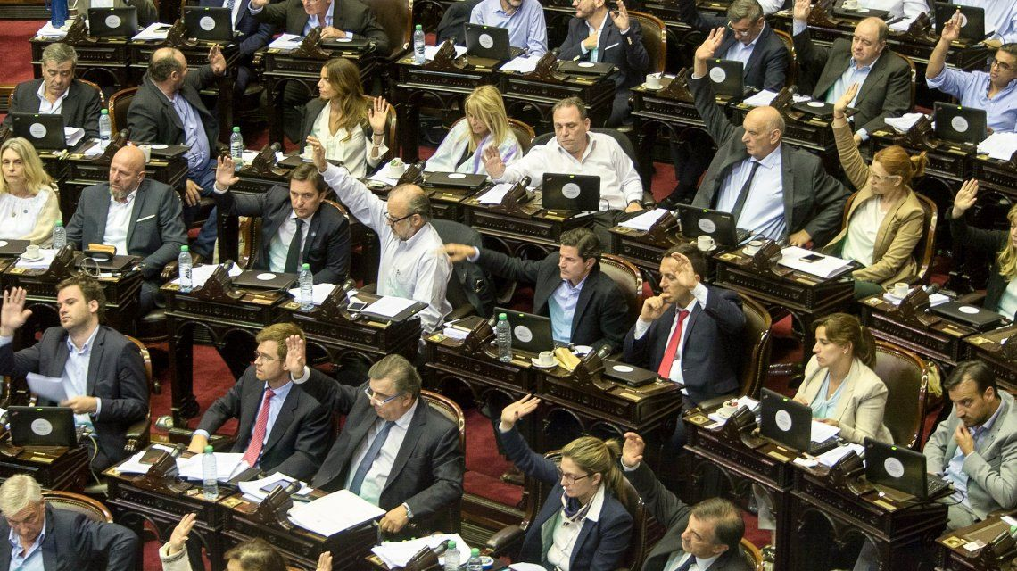 El 30% de los empleados de la Cámara de Diputados no terminó la secundaria