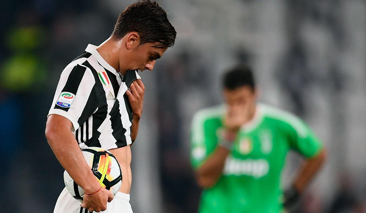 Dybala habría sido ofrecido al PSG y la Juventus se enteró