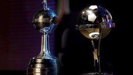 La Copa Libertadores y la Copa Sudamericana, juntas