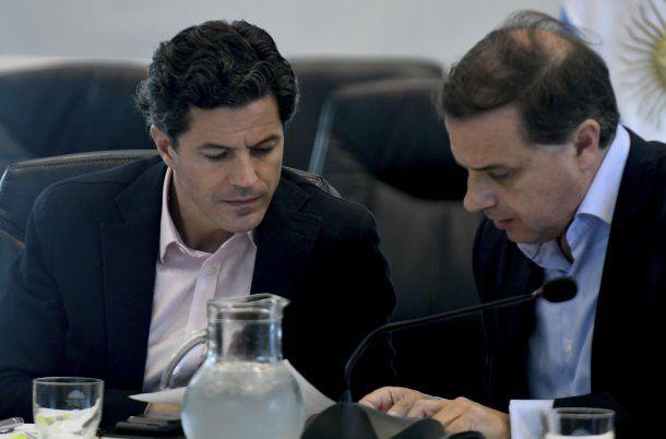 Luciano Laspina presiden la Comisión de Presupuesto y Hacienda de Diputados<br>