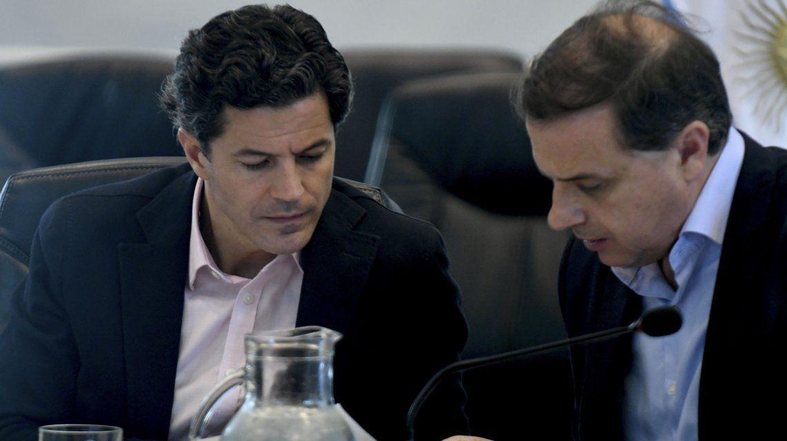 Luciano Laspina presiden la Comisión de Presupuesto y Hacienda de Diputados