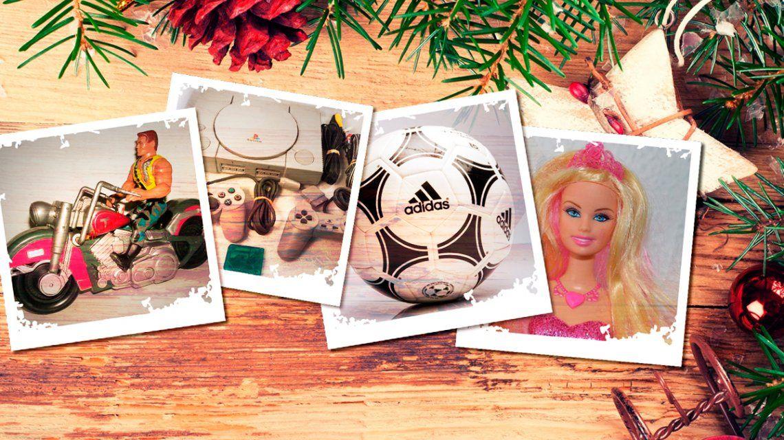 Los regalos de Navidad que más recordamos: ¿cuál es el tuyo?