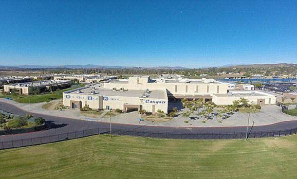 La escuela Beaumont High School, en California, Estados Unidos