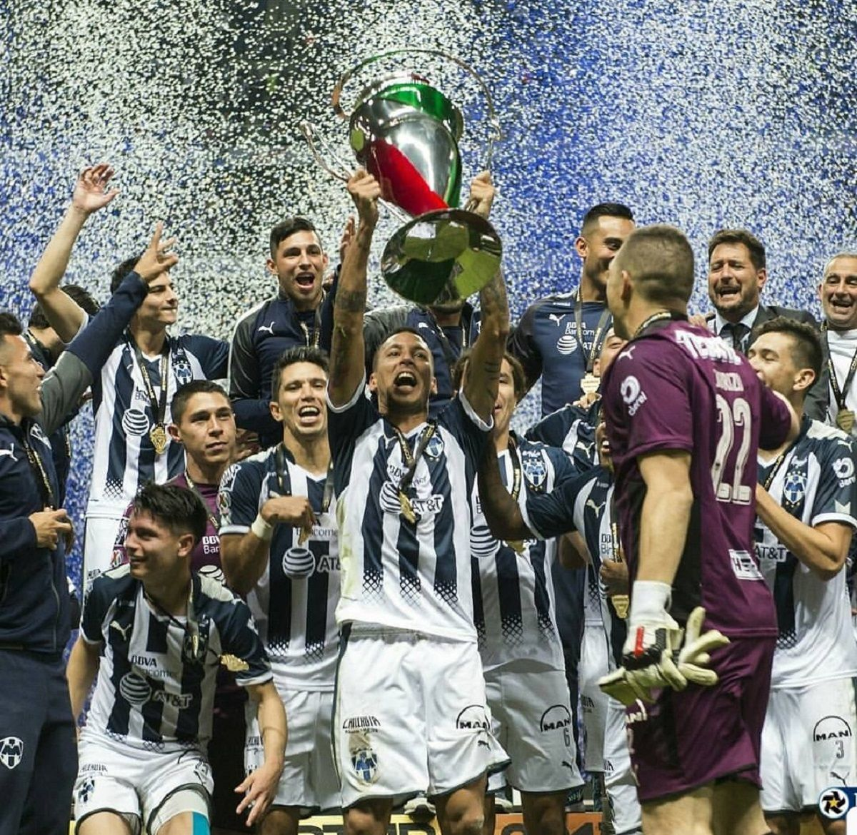 Monterrey campeón Copa MX 2017