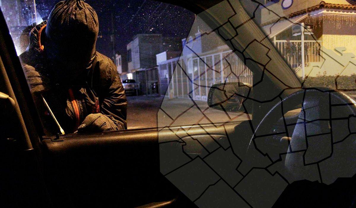 ¿Cuáles son los barrios más peligrosos de la Ciudad?