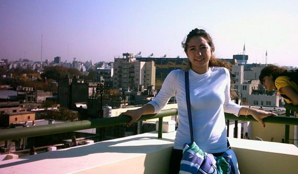 Micaela vive desde hace dos años en Guatemala