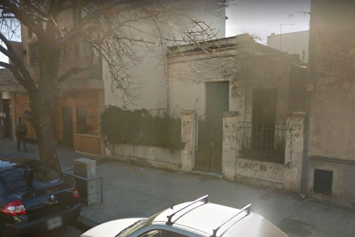 Esta es la casa donde la asesinaron