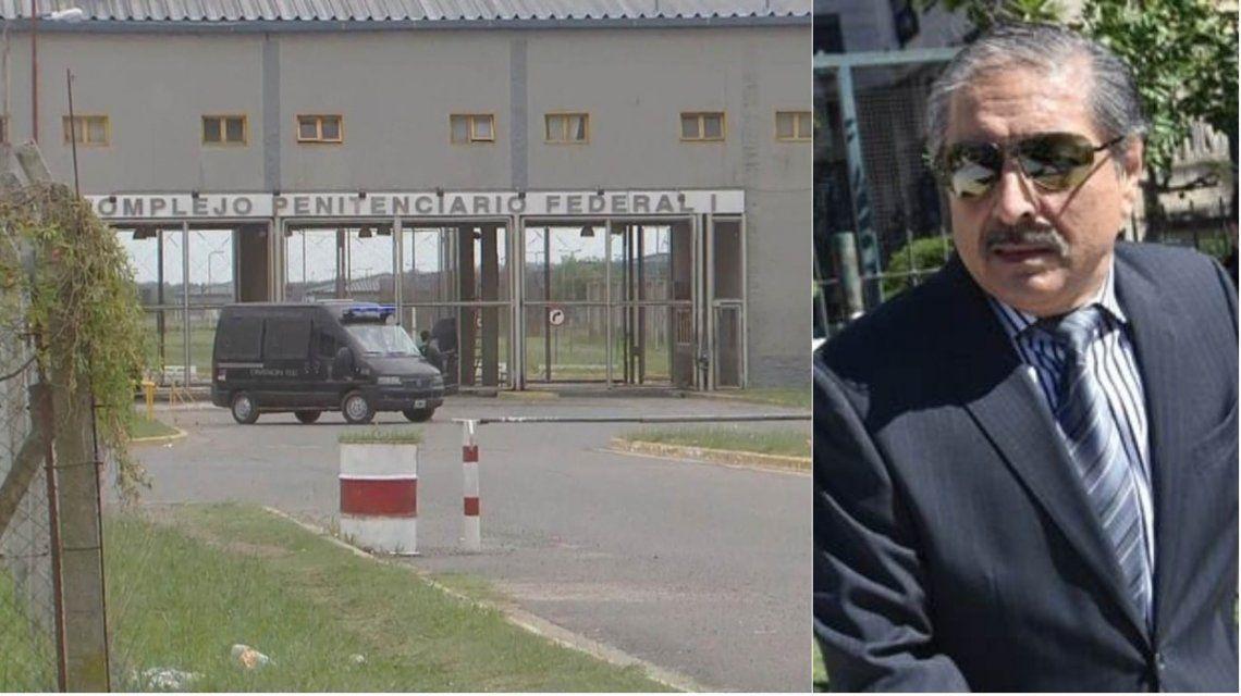 Trasladan a Carlos Kirchner al penal de Ezeiza