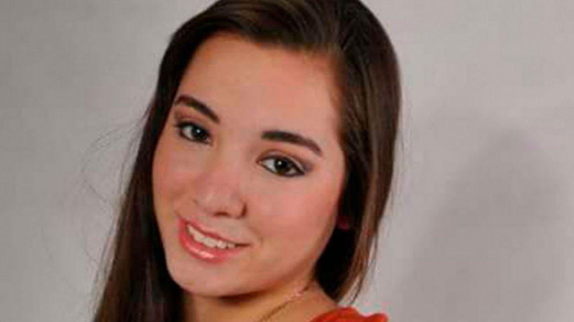 Johanna Carla Corbarán tenía 15 años