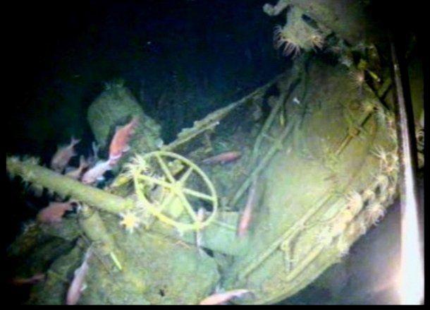 La desaparición fue un misterio naval durante más de un siglo