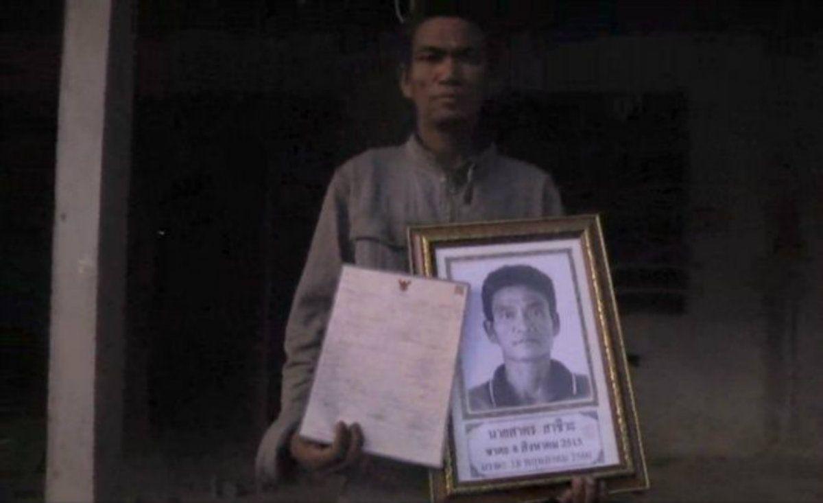 Sacheewa sorprendió a su familia a su regreso