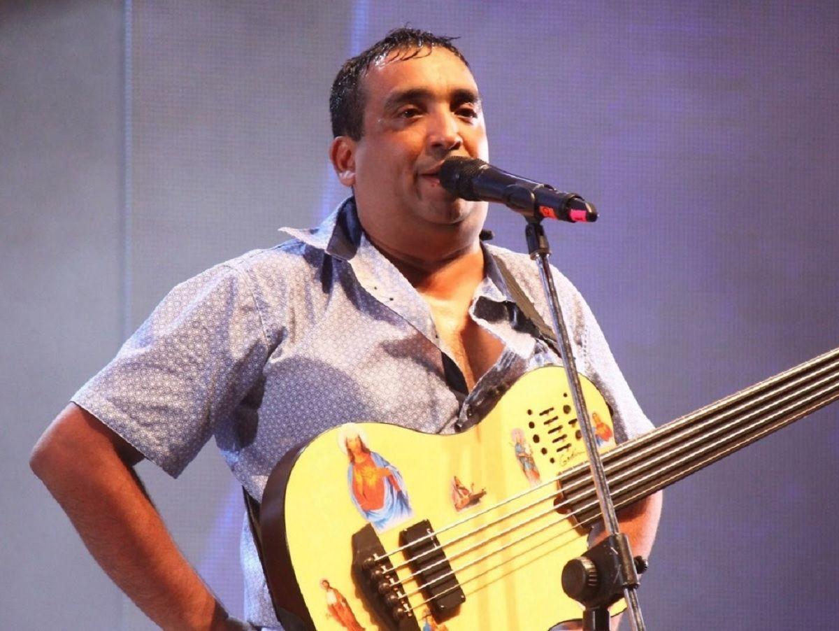 Encontraron muerto a El Chino, cantante de La Nueva Luna