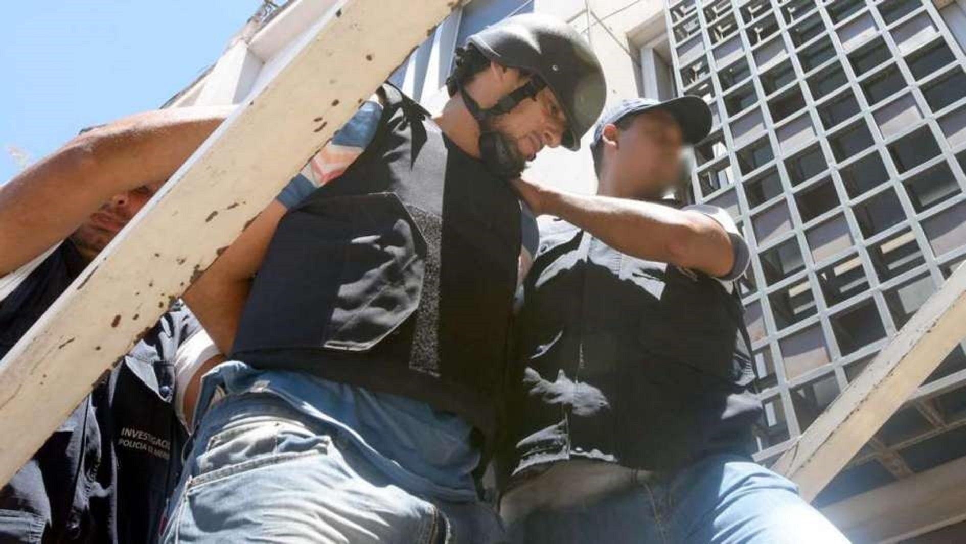 La Policía detuvo el viernes pasado al prófugo más buscado y peligroso del país.