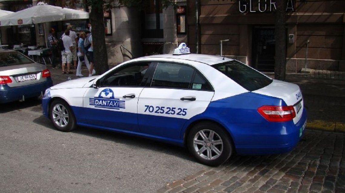Los taxis de Dinamarca
