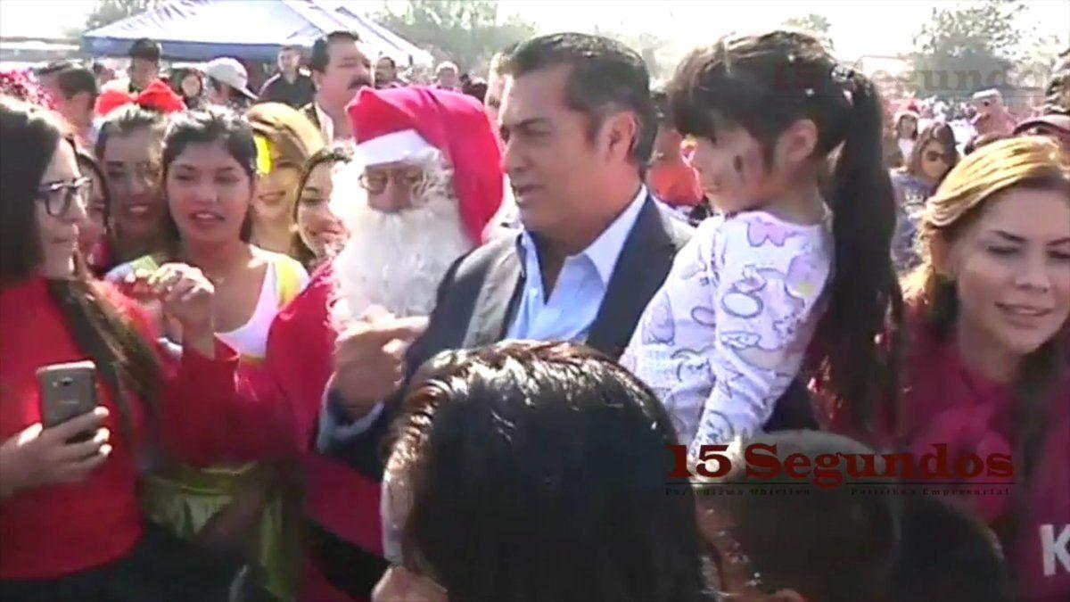 El gobernador del estado mexicano de Nuevo León
