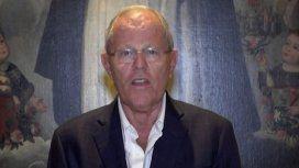 Pedro Pablo Kuczynski renunció este 21 de marzo