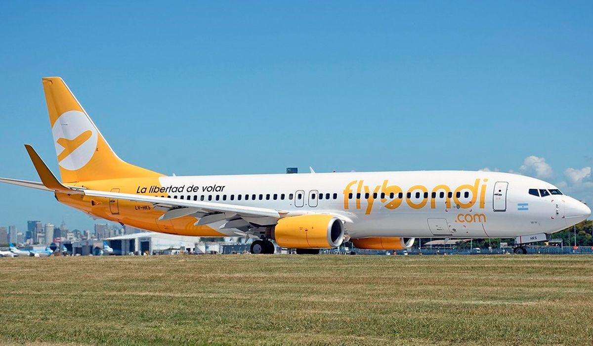 Flybondi explicó qué ocurrió con el vuelo que tuvo que aterrizar de emergencia en Córdoba
