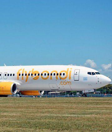 Flybondi explicó qué ocurrió con el vuelo que tuvo que aterrizar de emergencia