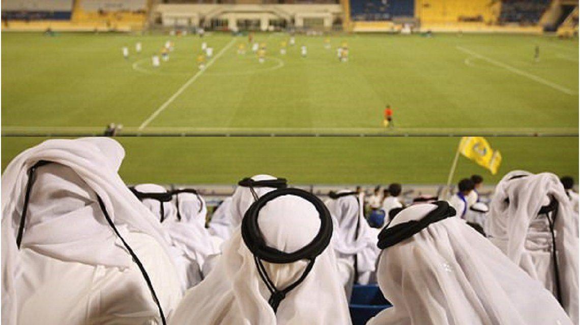 Peligra el Mundial de Qatar 2022: solo permitirían tomar alcohol en el alejado desierto