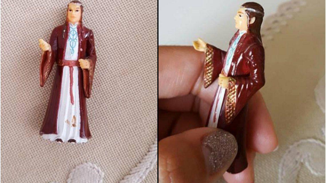 Le rezó a un personaje del Señor de los Anillos durante años pensando que era un santo