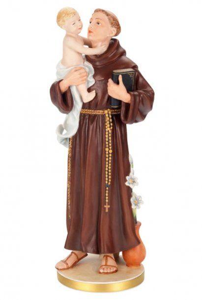 <p>El verdadero muñeco de San Antonio</p>