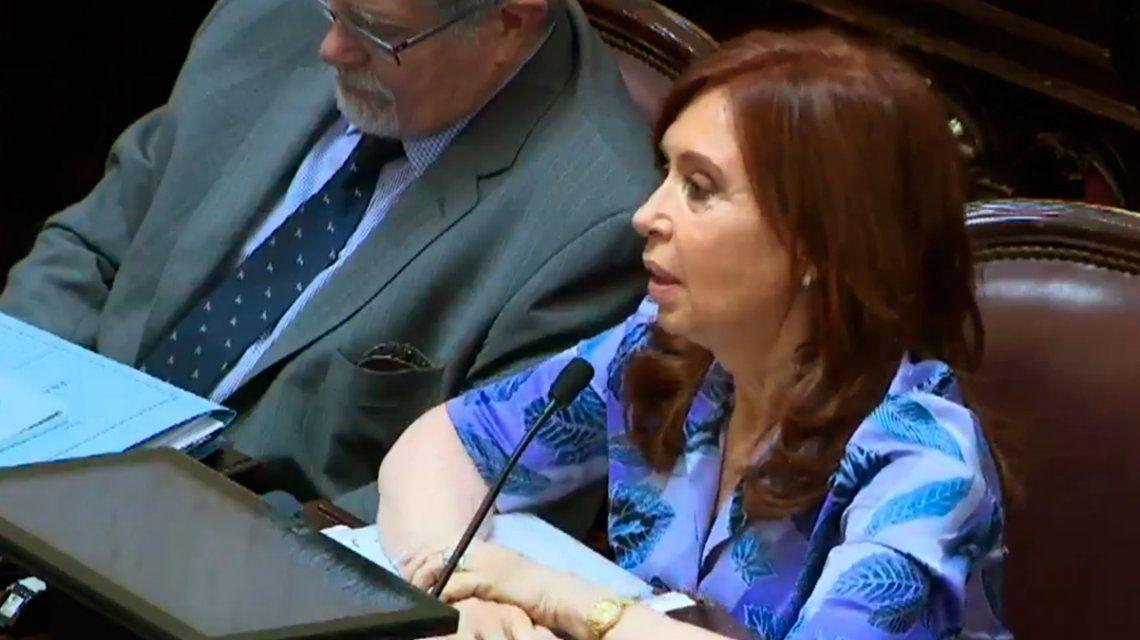 La vuelta de Cristina Kirchner al Congreso: Negaron en la campaña que iban a tocar a los jubilados