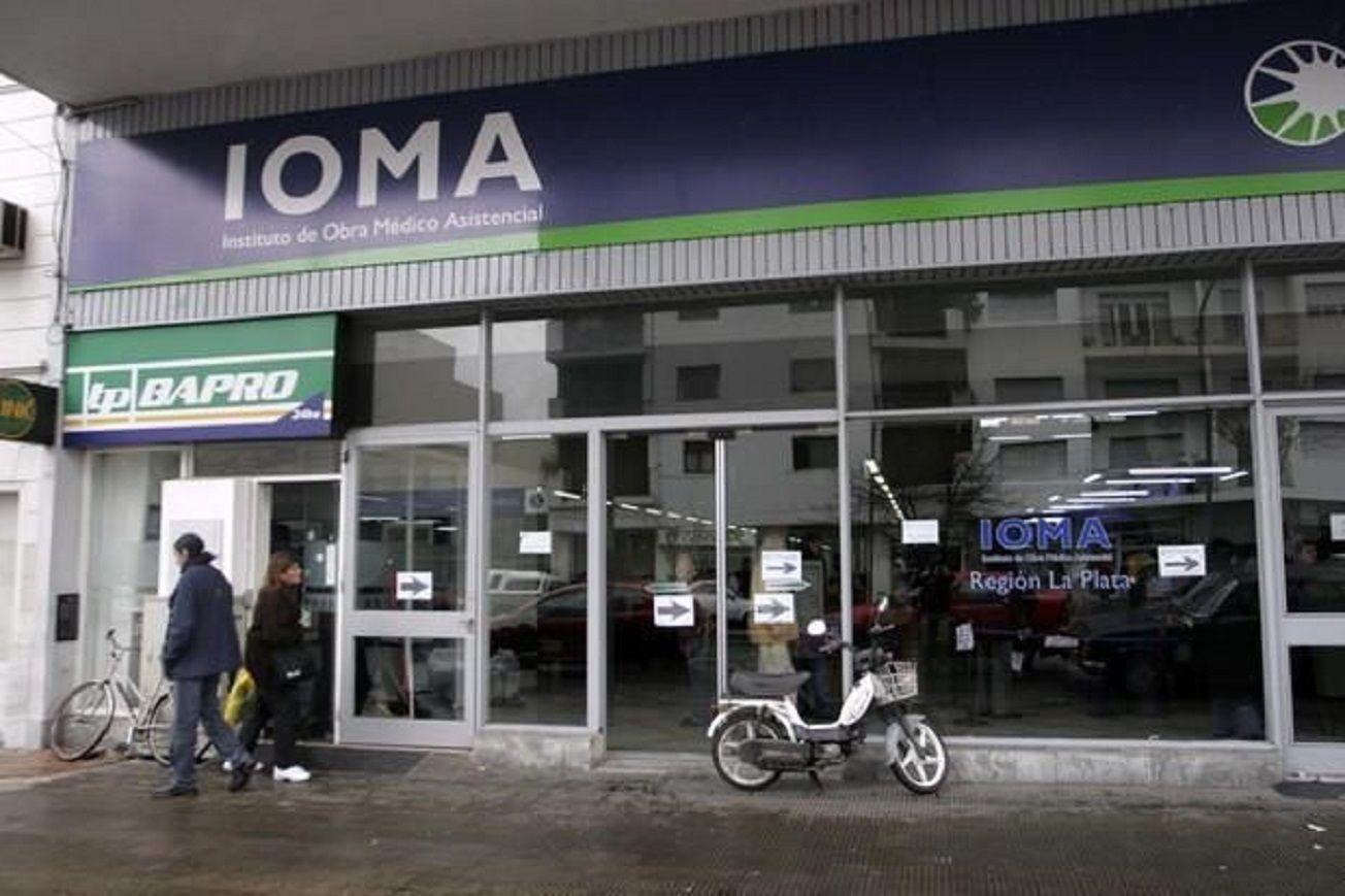 Grave crisis en Ioma: médicos amenazan con cortar la atención