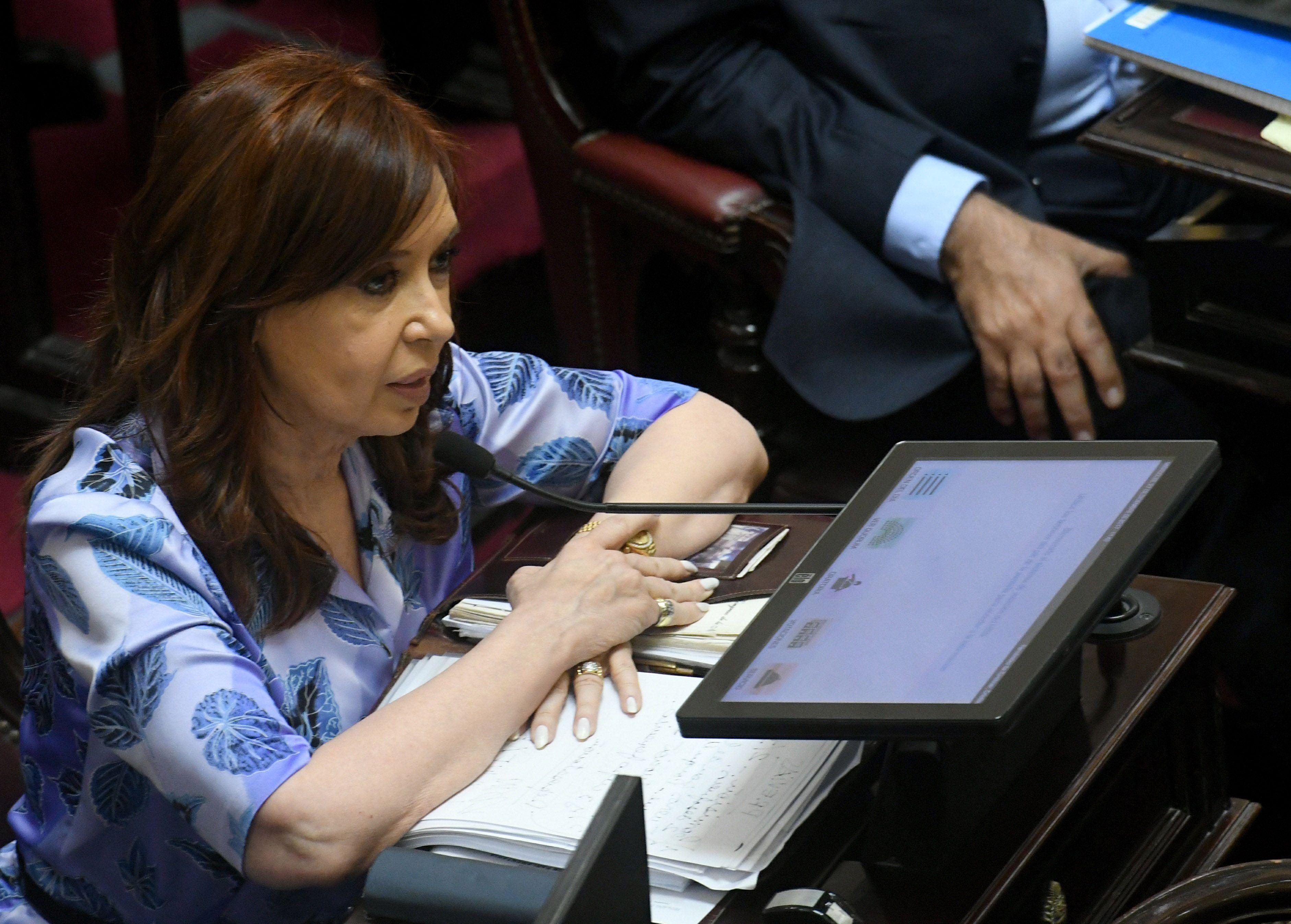 ¿Por qué Cristina Kirchner no irá a la Asamblea Legislativa que encabezará Macri?