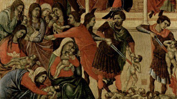 Santos Inocentes de Jesús