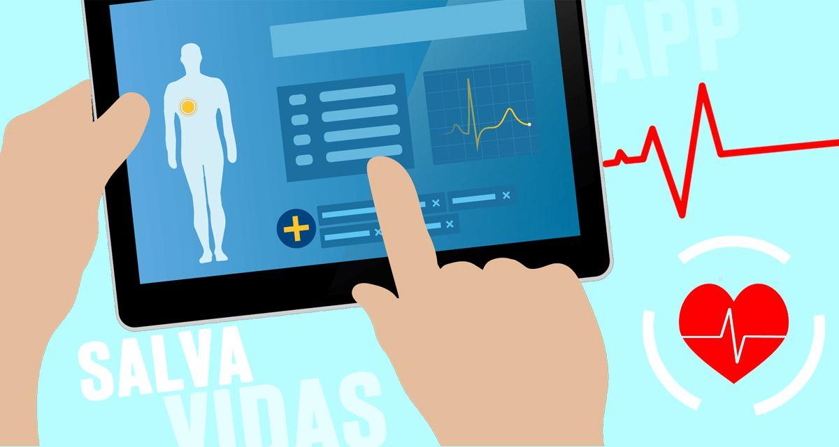 Tecnología aplicada a la salud: cuando una app puede salvar una vida