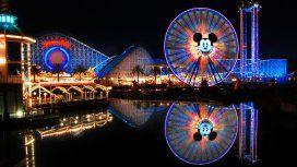 El parque de Anaheim, en California, quedó sin electricidad desde el mediodía