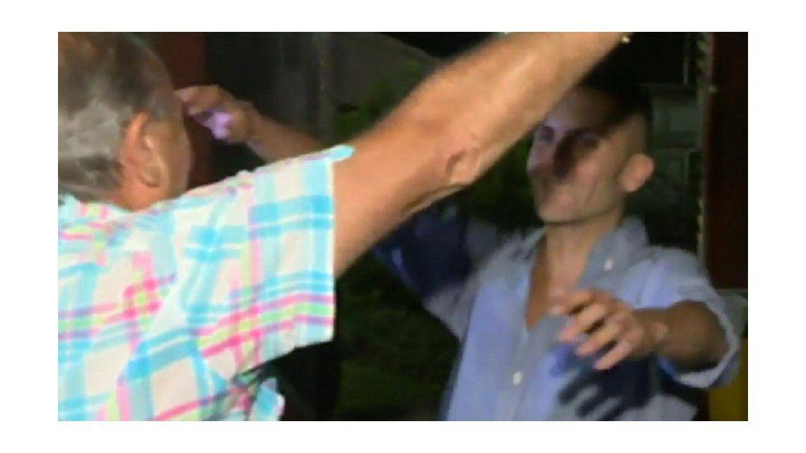 Luciano Sosto liberado