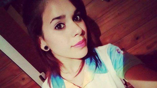 <strong>Martina Pérez,</strong>de 18 años, murió en el acto