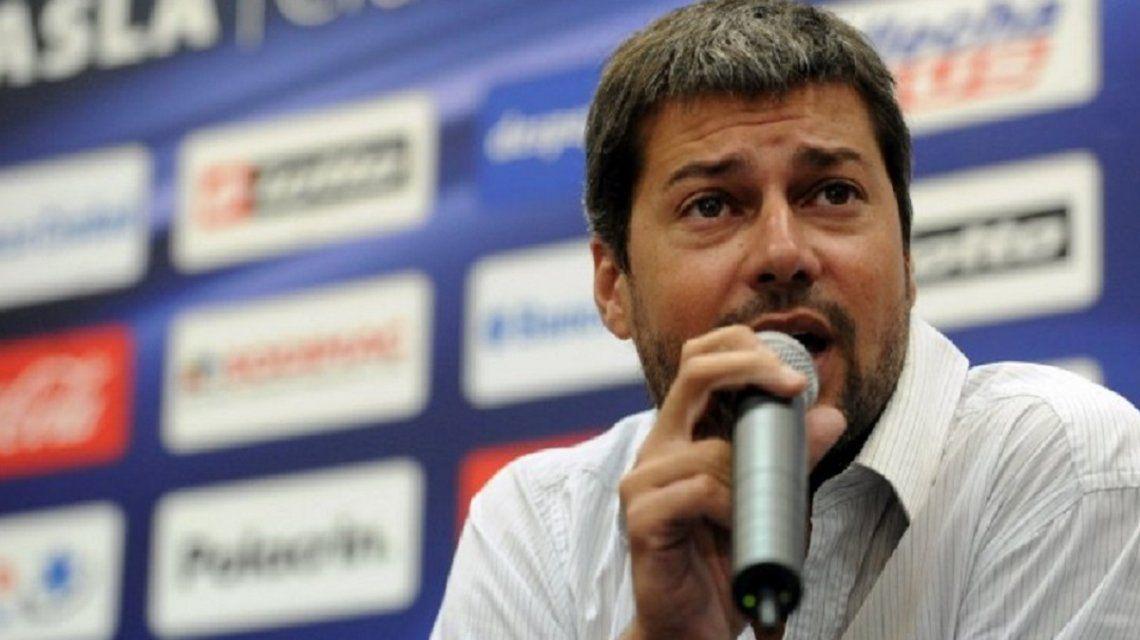 San Lorenzo volvió al trabajo y Matías Lammens tuvo una mañana complicada en Twitter