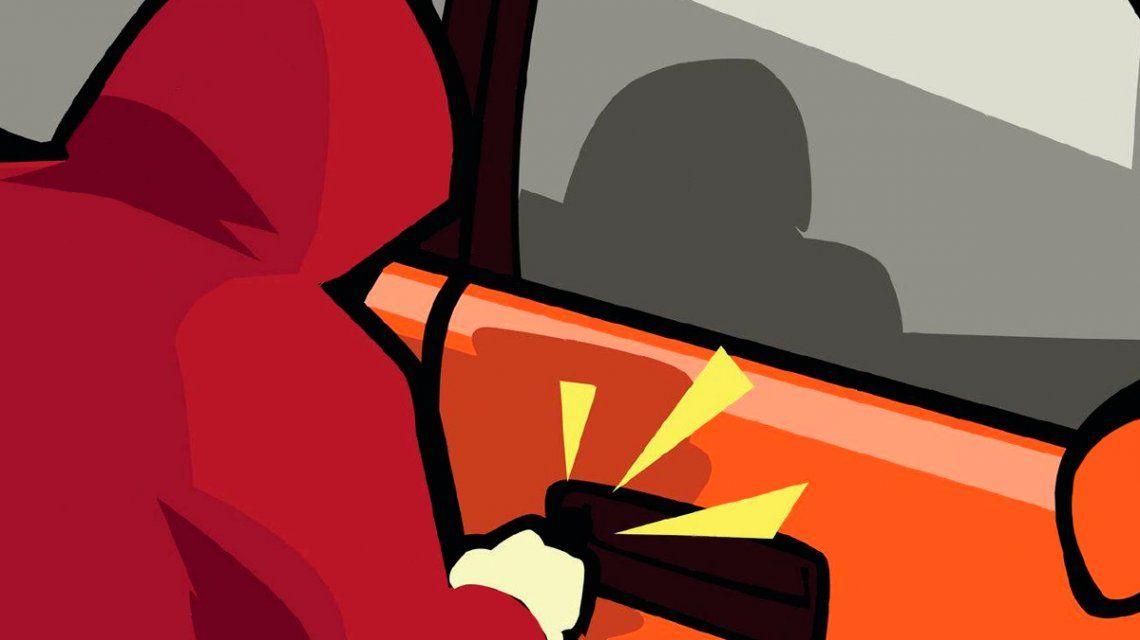¿Dónde y cuándo se roban más autos en la Ciudad y el Conurbano?